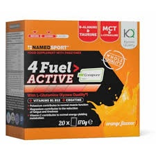 NAMEDSPORT 4 FUEL ACTIVE 20 sáčků