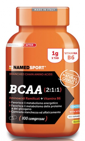 NAMEDSPORT BCAA 2:1:1 100 TBL.